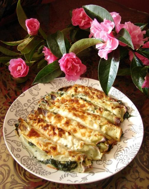 25-crepes de espinacas con besamel al horno (6)